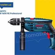 Ударная дрель Bosch GSB 1600 RE Professional фото