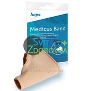 Мягкая гелевая повязка с гелевой вставкой Kaps Medicus фото