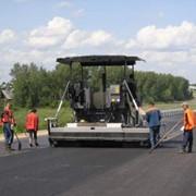 Строительство и реконструкция автомобильных дорог, железнодорожных путей фото