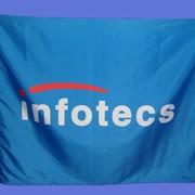 Флаг Infotecs фото