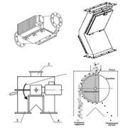 Трубные сепараторы (железоотделители) для извлечен фото