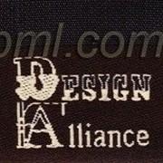 Вшивные текстильные этикетки фото