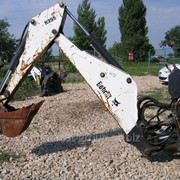 Навесной экскаватор Bobcat R35S фото