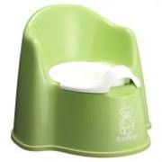Горшок-кресло BABYBJORN Potty Chair цвет зеленый 0551.62 фото