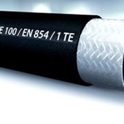 Шланг низкого давления с текстильной прокладкой - TE 100 (1TE) фото