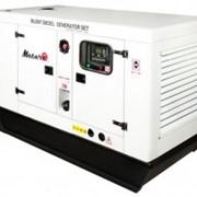 Дизельный генератор Matari MD 30 фото