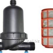 Фильтр сетчатый для очистки воды фото
