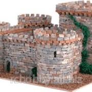 Набор для постройки архитектурного макета Средневекого замка №2. фото