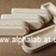 Огнеупорные лодочки керамические Leco 529-204 фото