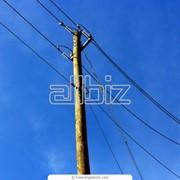 Прокладка наружных телефонных сетей фото