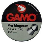 Пули пневматические GAMO Pro-Magnum, калибр 4,5 мм., (250 шт.) фото