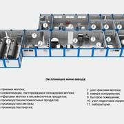 Модульный молочный мини-завод КОЛАКС 20006 фото