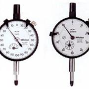 Индикатор часового типа Mitutoyo 0,01 мм и 0,001 мм фото