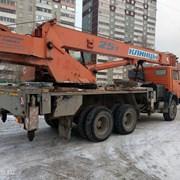 Аренда автокрана КС-55713-1К Клинцы фото