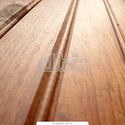 Плинтус деревянный фото