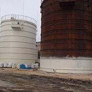 Резервуары вертикальные стальные для азс 300 куб. фото