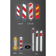 Дорожный знак - столбик U12c фото