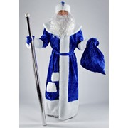 Прокат костюма Деда Мороза фото