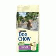 Корм Dog Chow Adult Lamb&-Rice, Дог Чау для взрослых собак с ягненком и рисом 14 кг фото