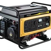 Бензиновый генератор KIPOR KGE 4000X фото