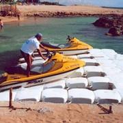 Стоянка для гидроциклов, катеров, лодок фото