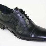 Туфли мужские кожаные. Артикул товара: 23597-3. Обувь кожаная мужская. Размер 40-45. фото
