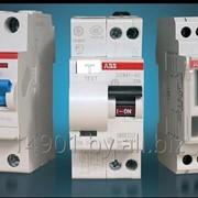 DS201AC-C10/0,03 дифференциальный автомат C10/30mA фото