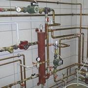 Монтаж систем отопления, водоснабжения и канализации в Астане фото