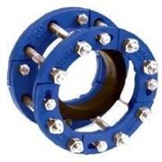 Ремонтные уплотнители для раструбных соединений (РУРС) DOMEX А фото