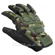 Тактические перчатки Mechanix impact PRO фото