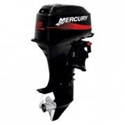 Мотор лодочный Mercury 30 E фото
