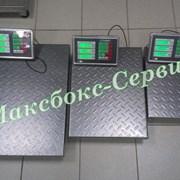 Весы товарные TCS-B 102 Олимп 300 кг фото