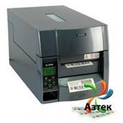Принтер этикеток Citizen CL-S700 термотрансферный 203 dpi, LCD, USB, RS-232, LPT, граф. иконки, 1000793 фото