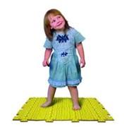 Коврик массажный для детей фото
