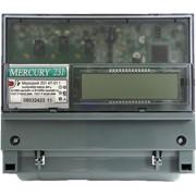 Счетчик электроэнергии трехфазный многотарифный Меркурий 231 AT-01 I фото