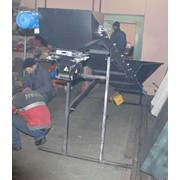 Дозатор весовой для фасовки гравия, угля, щебня, песка фото