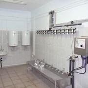 Уст-ка доения молока в молокопровод УНИМИЛК-100Н фото