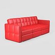 Модульный диван Quanto 3-х секционный фото