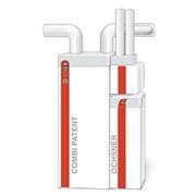 Тепловой насос как многофункциональный прибор Combi-Patent 3in1 фото