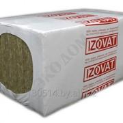 Каменная вата IZOVAT 110 (115кг/м3) (1000*600) фото