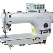Универсальная прямострочная швейная машина с автоматикой, Промышленное швейное оборудование купить фото