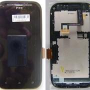 Замена дисплея\стекла HTC T326e Desire SV black Киев фото