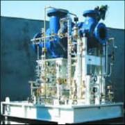 Радиальная расширительная турбина (турбодетандер) фото
