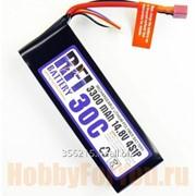Аккумулятор АКБ Li-PO для авто (3S) 11.1в 3300ма/ч 30С фото