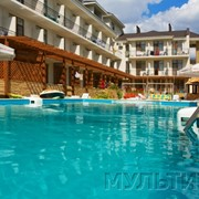"""Отель """"Атлантик"""", Феодосия, гарантированне места, горячие туры в Крым фото"""