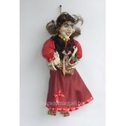 "Лялька ""Баба Яга"" фото"