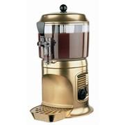 Аппарат для горячего шоколада и кофе UGOLINI DELICE Gold фото