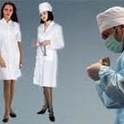 Пошив медицинской одежды, Запорожье фото