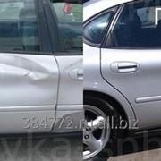 Профессиональный ремонт вмятин на авто без покраски в СПБ фото