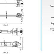 Распорки дистанционные типа РГУ с глухим креплением фото